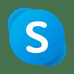 icons8 skype 240