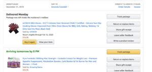 Amazon review 3