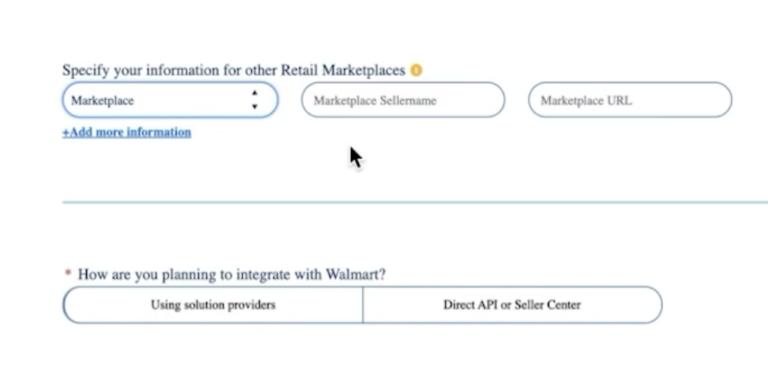 Become a Walmart seller