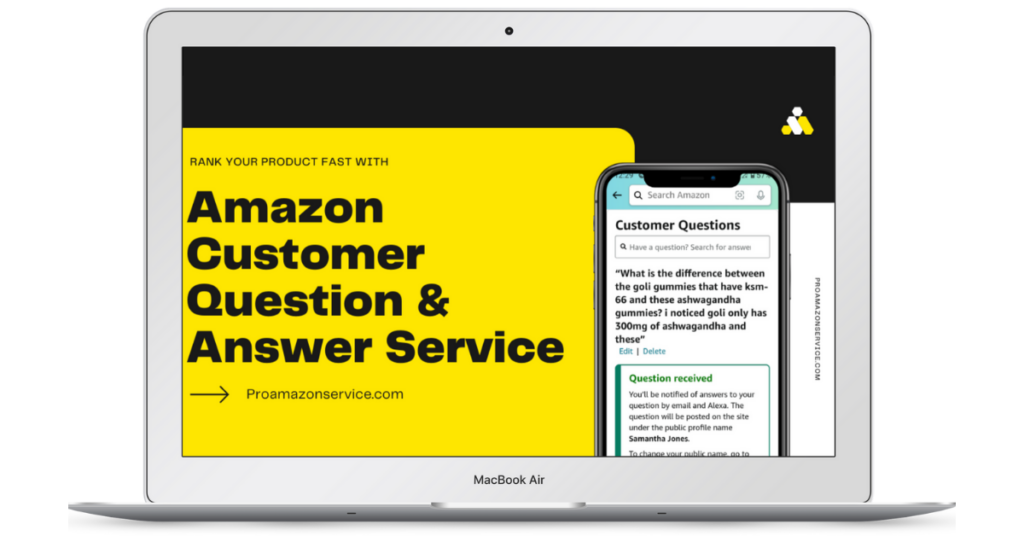 Amazon Customer Question & Answer Service